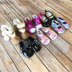 Other - Baby Shoe Bundle Size 1